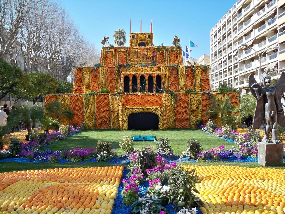 15 fete des citrons menton 2011 - Les jardins de babylone ...